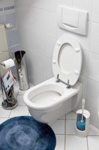 A clean home toilet installation done by one of our Bakersfield plumbers